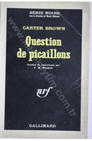 Question De Picaillons | Kitap Keyfim