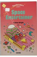 Space Entertainer | Kitap Keyfim