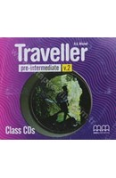 Traveller pre-intermediate v.2 Class CDs | Kitap Keyfim