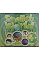English World 4 Audio CD | Kitap Keyfim