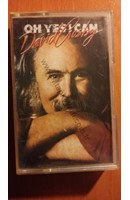 David Crosby - Oh Yes I Can Kaset | Kitap Keyfim
