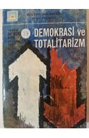 Demokrasi ve Totalitarizm | Kitap Keyfim