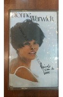 Dionne Warwick - Friends Can Be Lovers Kaset 5 TL | Kitap Keyfim