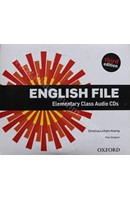English File Elementary Class Audio CDs | Kitap Keyfim