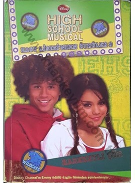 HIGH SCHOOL MUSICAL | Kitap Keyfim
