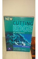 NEW CUTTING EDGE PRE-INTERMEDIATE WITH MINI-DICTIONARY (STUDENTS BOOK AND WORKBOOK) | Kitap Keyfim